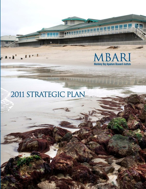 PDF of MBARI 2011 Strategic Plan