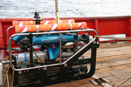 Phantom ROV