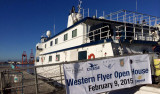 Western Flyer open house