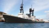 Schmidt Ocean Institute's ship, the Lone Ranger