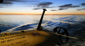 MBARI's mapping AUV, the