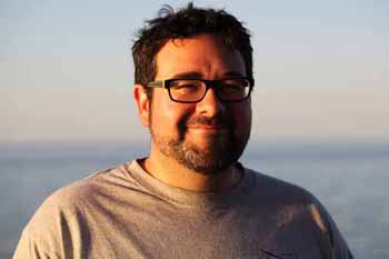 ROV pilot and technician Eric Martin.