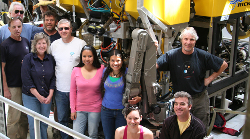The Seafloor Biology group.