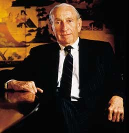 MBARI Founder David Packard