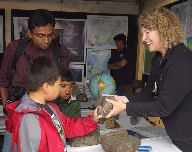 Learn about marine geology.
