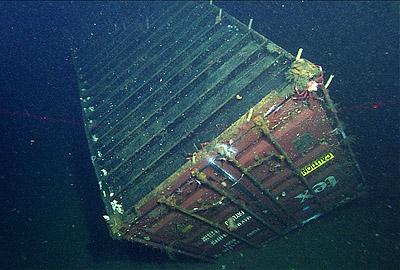 First Ever Study Describes Deep Sea Animal Communities On