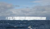 Iceberg W-86 in the Weddel Sea