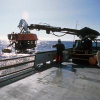 launch of ROV Ventana