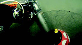 Benthic event detector at work