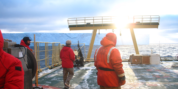 Antarctic images