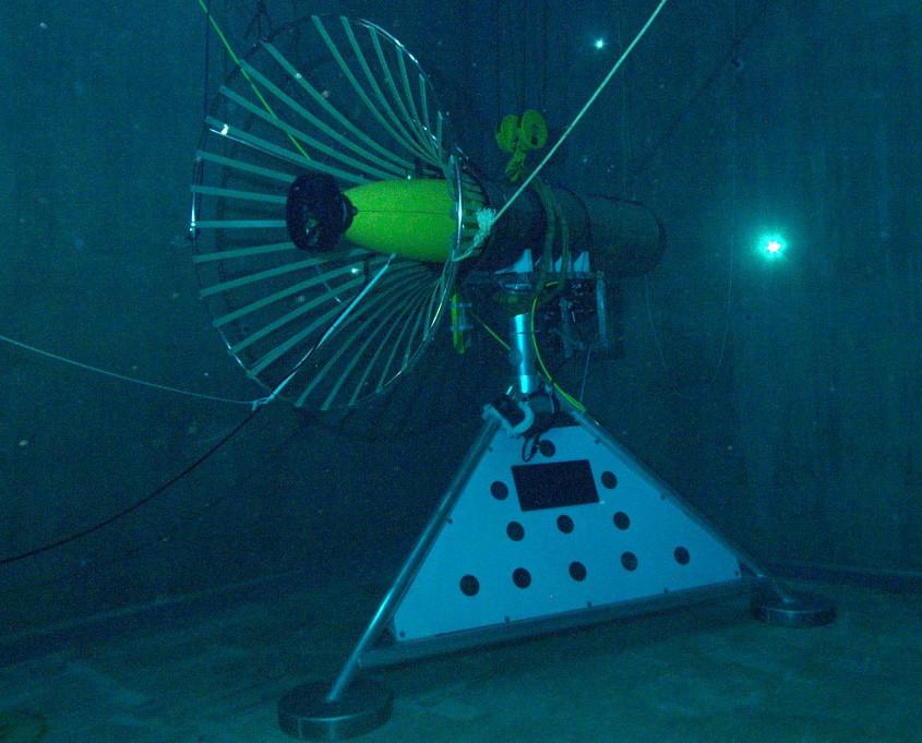 auv docking station