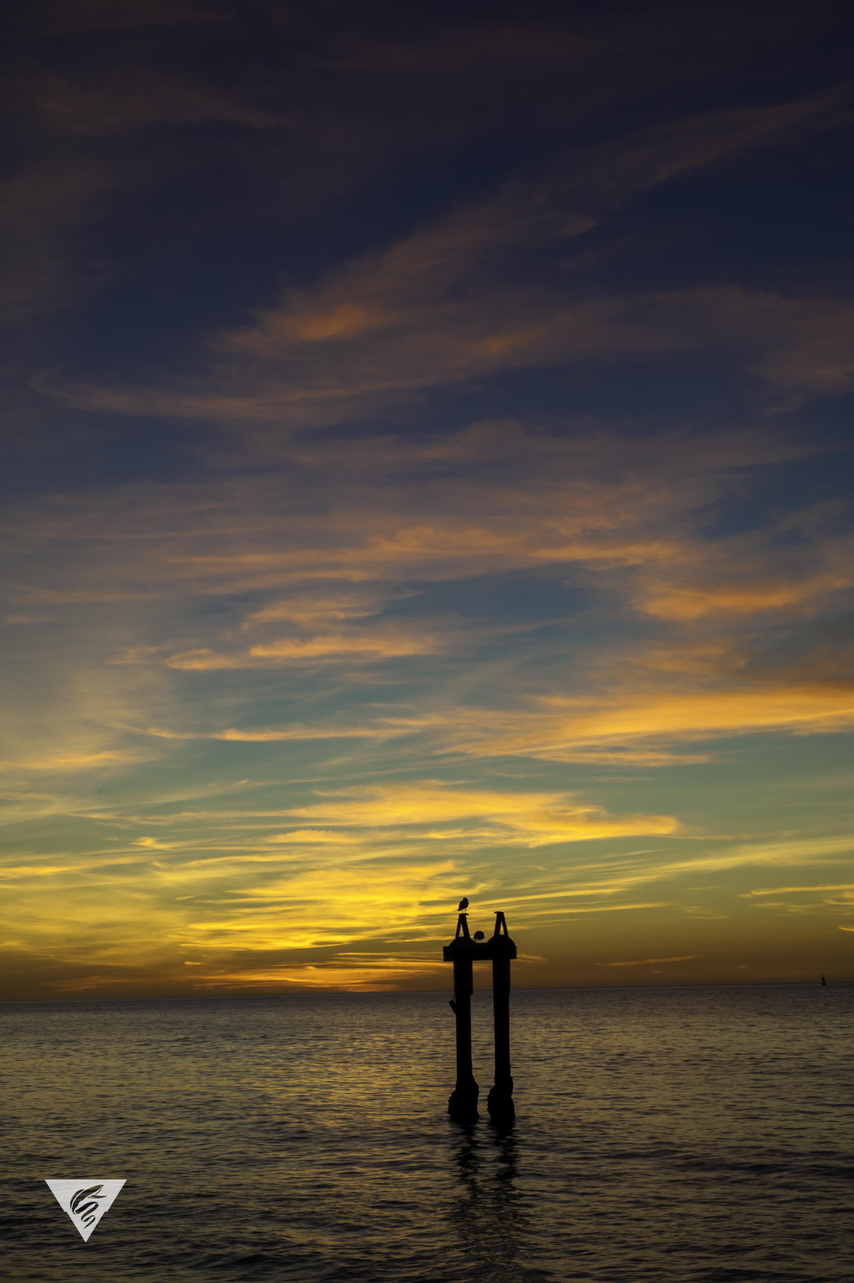 MBARI sunset
