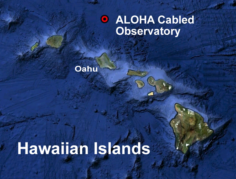 Mbari Engineers Provide Software For New Aloha Ocean
