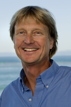 Christopher Scholin was appointed President and Chief Executive Officer of the Monterey Bay Aquarium Research Institute. Image: Todd Walsh © 2009 MBARI