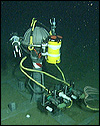 Scientists can now view live data from these instruments 3,500 meters below the ocean surface.