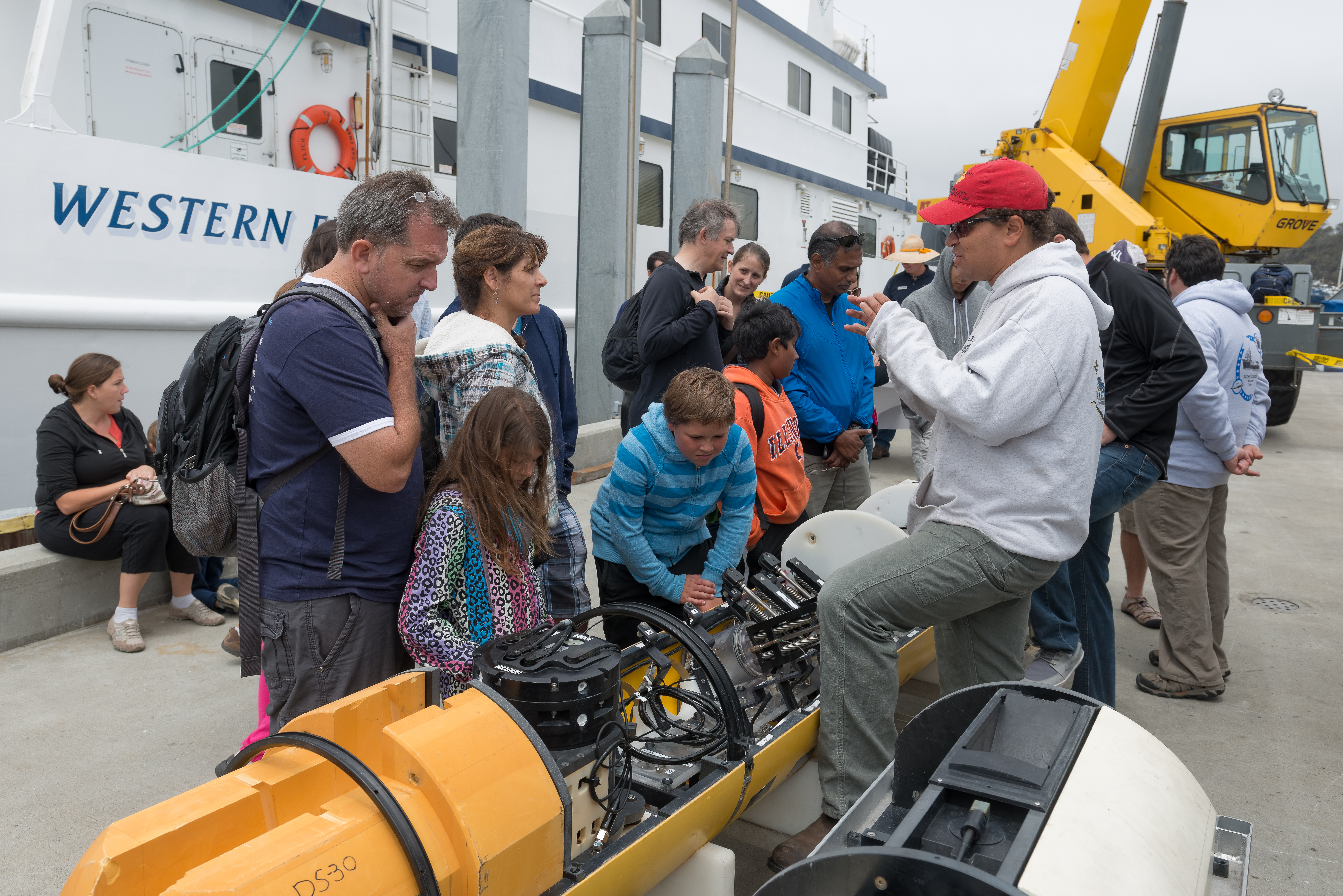 Learn about AUVs.