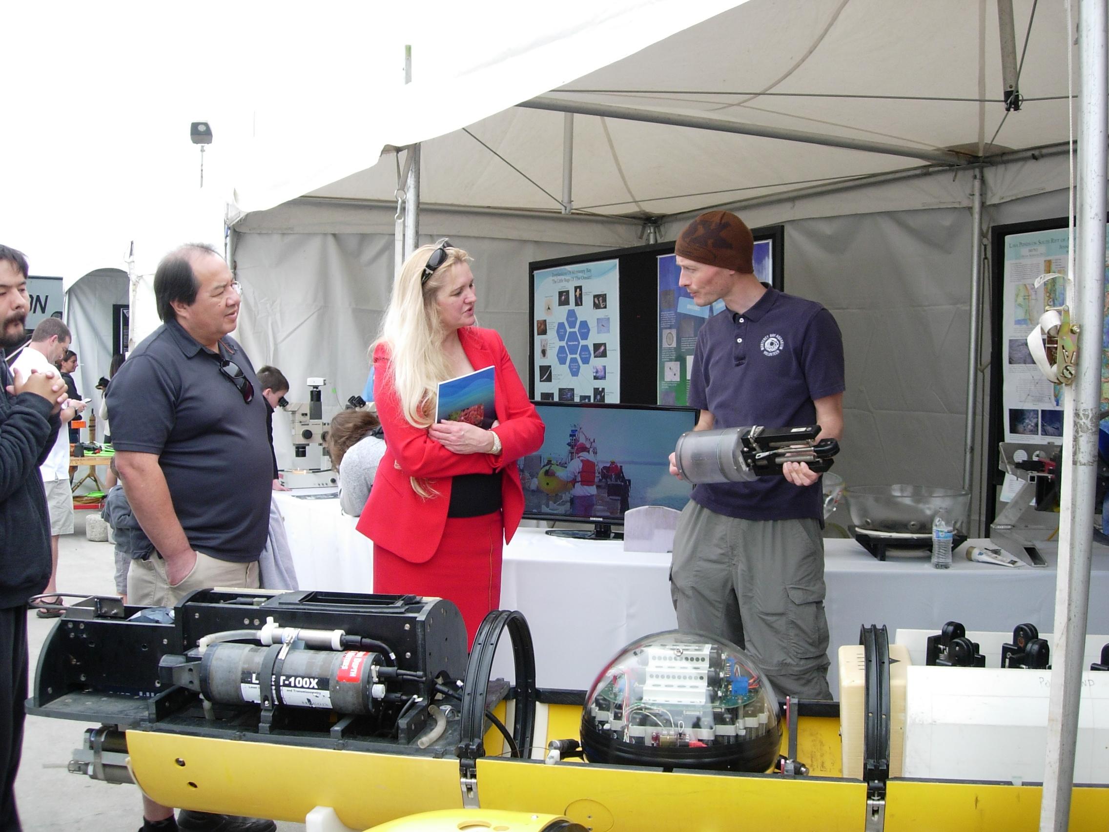 Autonomous underwater vehicles (AUVs)
